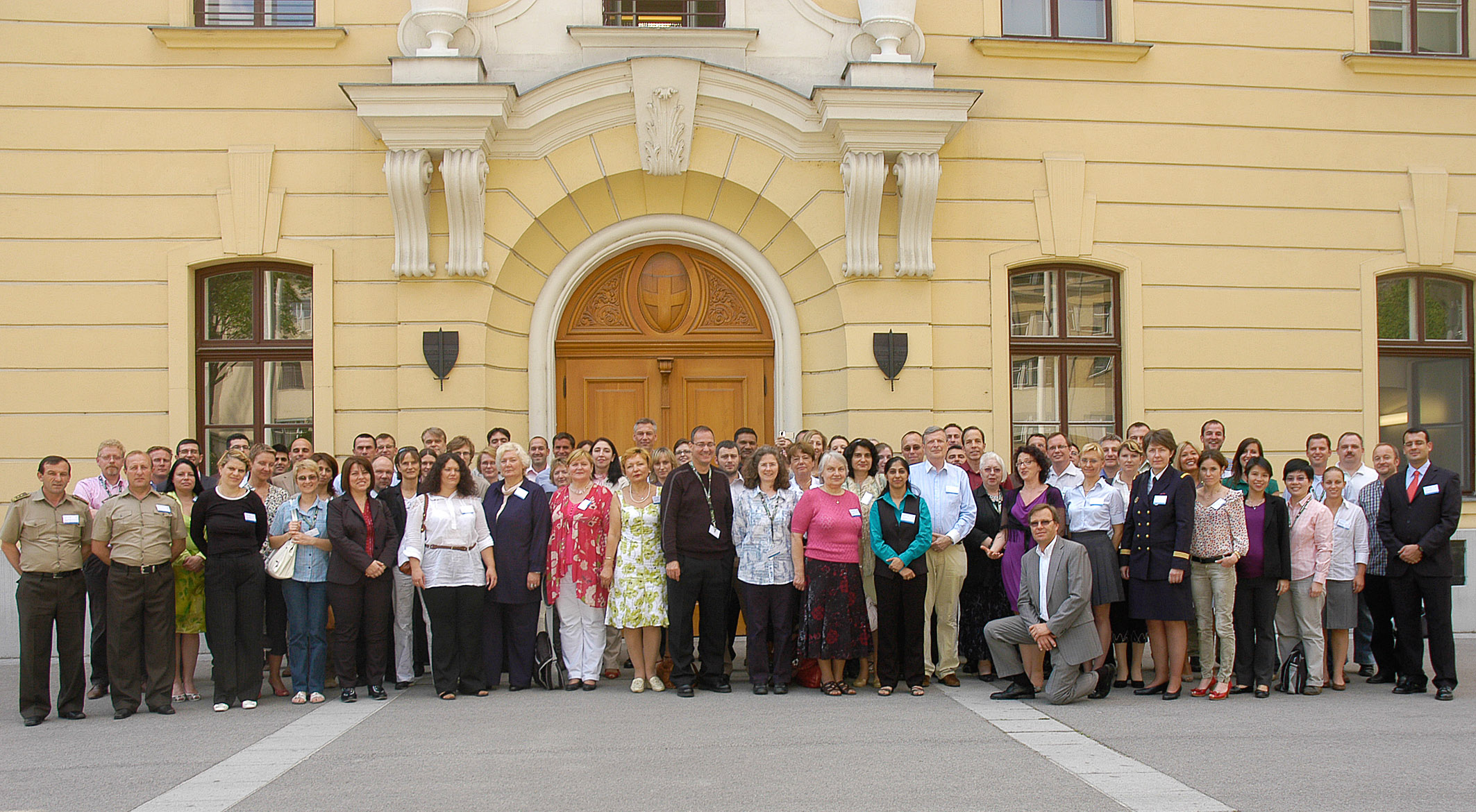 IAMPS 2011 Group Photo