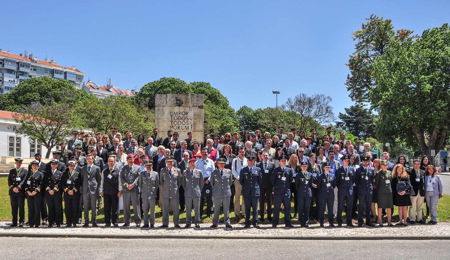 IAMPS 2015 Group Photo